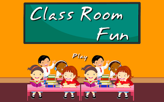Screenshot of Difference Game-Class Room Fun