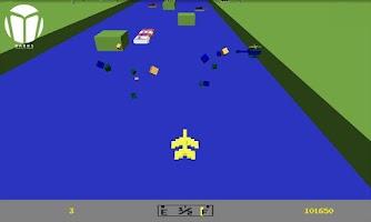 Screenshot of RIVER RAID REMAKE