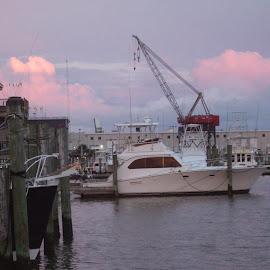 NC by Karen Tait - Transportation Boats