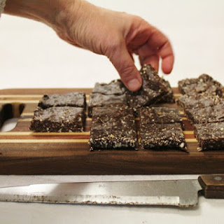 Fudgy Raw Brownies