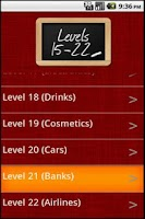 Screenshot of Ultimate Logo Quiz Cheats