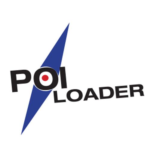 POI Loader: Your POI's LOGO-APP點子