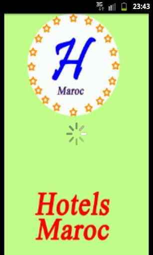 Hotels Maroc
