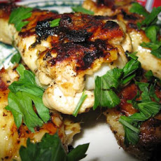 Jawaneh (Grilled Chicken Wings With Lemon and Garlic)- Lebanese