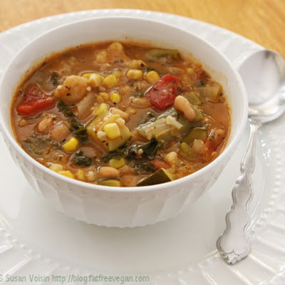 Susan's Dirty Little Secret Soup