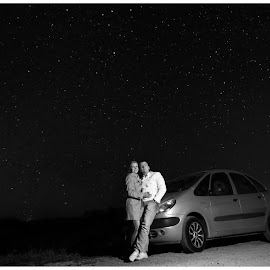 Stars... by Sharukas Neklauskit - People Couples
