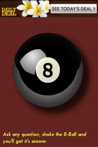 【免費休閒App】Classic 8-Ball Lite-APP點子