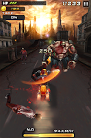 Screenshot of Death Moto 2