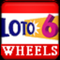 Lotto 6 Wheels icon