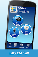 Screenshot of FREE Swedish by Nemo