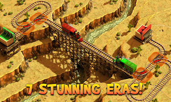 Screenshot of Train Crisis