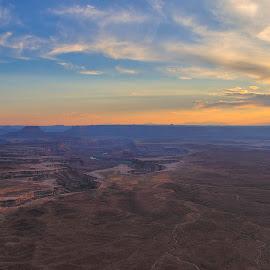 by Eric Nielsen - Landscapes Deserts