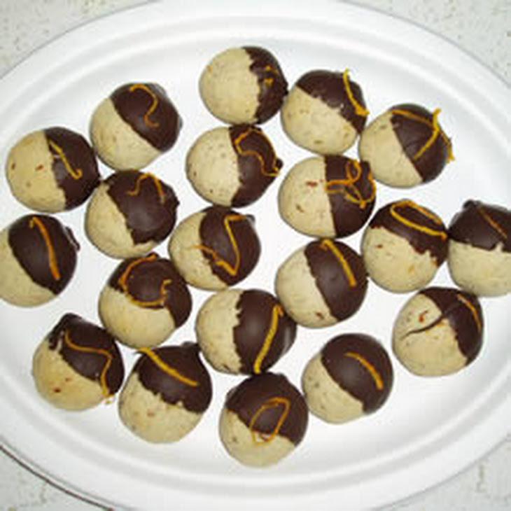 Orange Pecan Cookies Recipe | Yummly