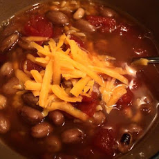 Spicy Fiesta Taco Soup
