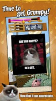 Screenshot of Grumpy Cat: Unimpressed