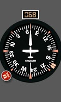 Screenshot of Aircraft Compass Free
