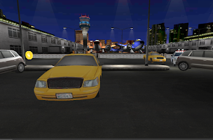 Screenshot of Airport 3D Taxi Parking