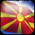 Android aplikacija 3D Macedonia Flag na Android Srbija