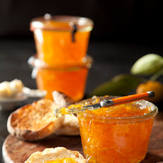 Mandarin Orange Prosecco Preserves