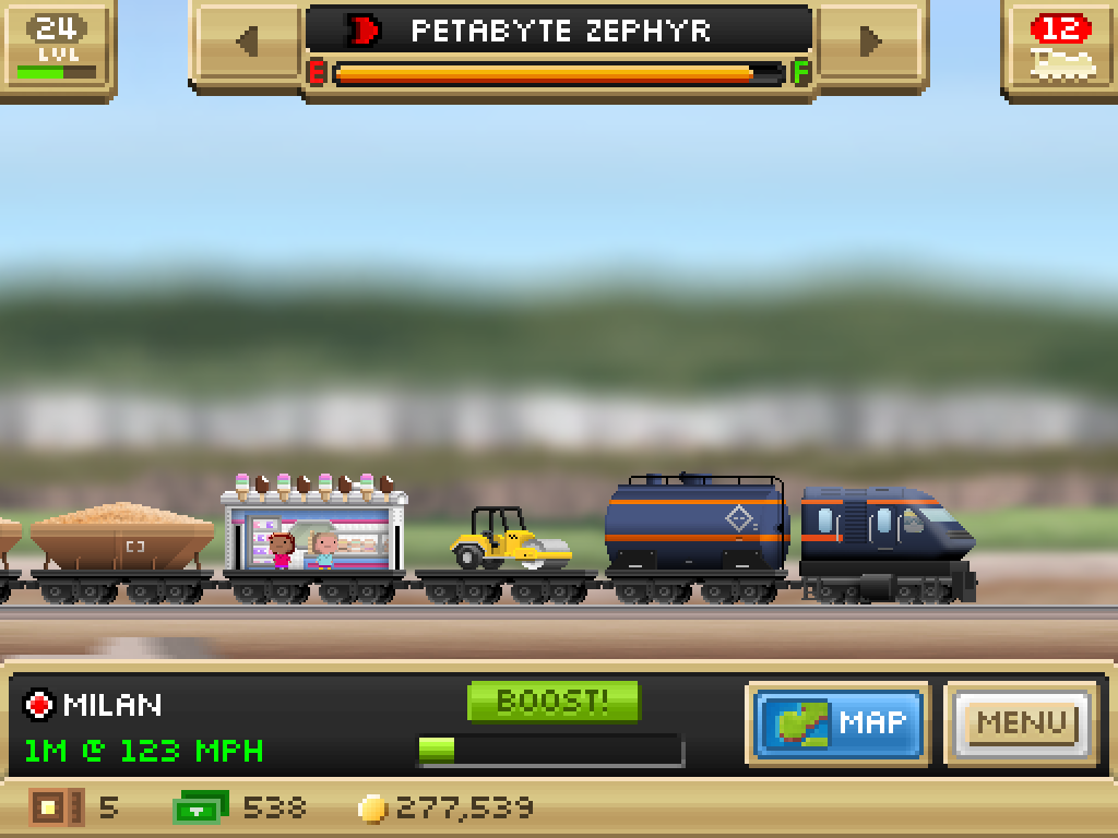 Pocket Trains Screenshot 12