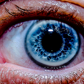 My Eye. by Runólfur Hauksson - People Body Parts