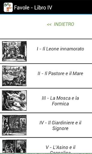 Favole di Jean de La Fontaine