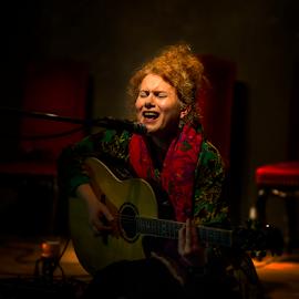 Maria Raducanu by Andrei Grososiu - People Musicians & Entertainers ( event, woman, singer, romania, portrait )