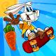 Looney Bunny Skater Dash