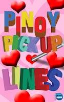 Screenshot of Pinoy PickUp Lines