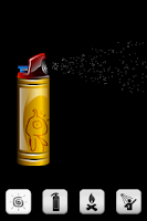 Screenshot of Virtual Spray Can (free)