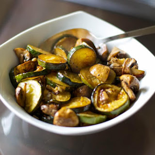 Oven Roasted Zucchini And Mushrooms Recipes