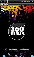 Screenshot of 360° Berlin