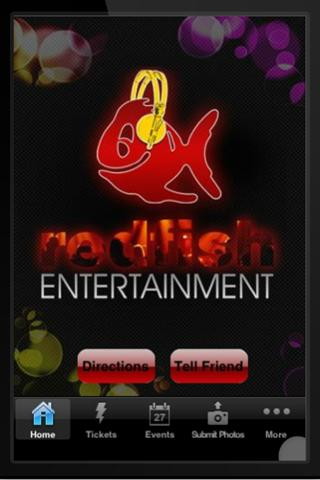 Red Fish Events