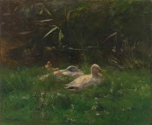 RIJKS: Willem Maris: painting 1904