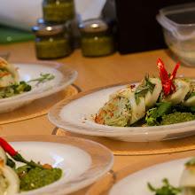 A Seafood Feast. 7 Course Tasting Menu