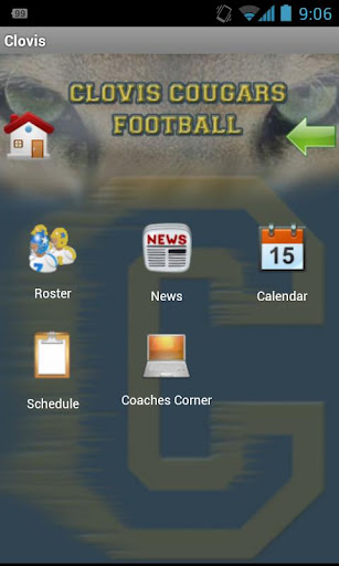 Clovis Cougar Football