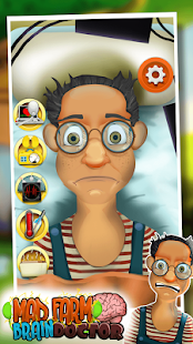 Brain Doctor - Kids Farm Games - screenshot