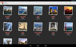 Screenshot of Photo Days Gallery