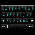 Shadow Cyan Keyboard Skin icon