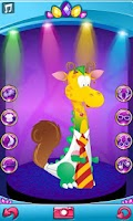 Screenshot of Dress Up! Funny Pets