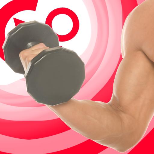 Dumbbell Workouts 健康 App LOGO-APP試玩