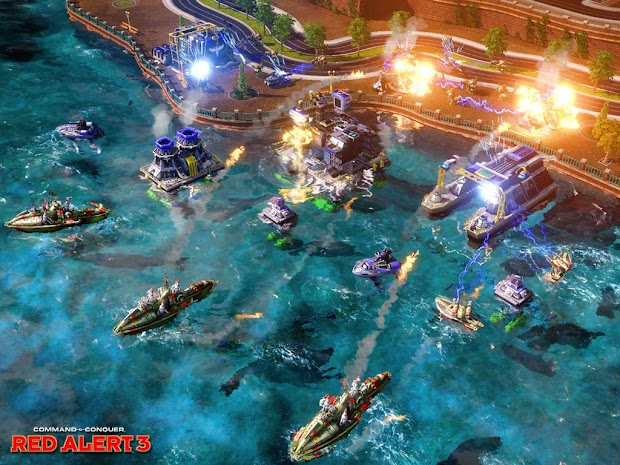 5 Command & Conquer games saved from GameSpy shutdown by Revora Network