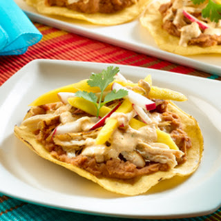 Chicken Tostadas Mayonnaise Recipes