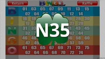 Screenshot of Bingo Mania