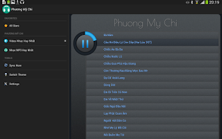 Screenshot of Phương Mỹ Chi - Phuong My Chi