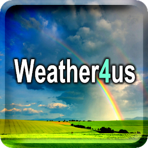 Weather4us – a highly detailed weather forecast app