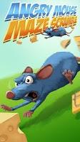 Screenshot of Angry Mouse Maze Scramble