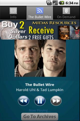 玩新聞App|The Bullet Wire免費|APP試玩