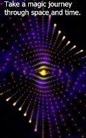 Screenshot of Astral 3D Music Visualizer