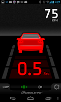 Screenshot of Mobileye 5 - Series pro app